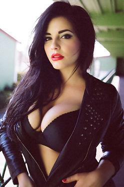 Desiree Elyda Villalobos Candid