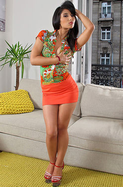 Ria Rodriguez High Heels