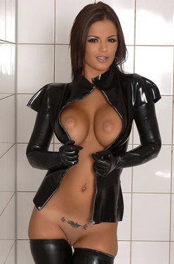 Sexy Eve Latex