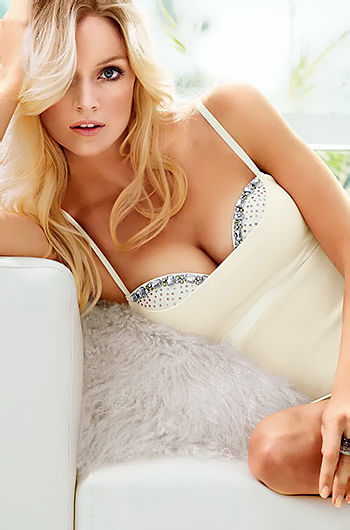 Lindsay Ellingson Sexy Lingerie Collection