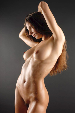 Chiara Nude In The Studio